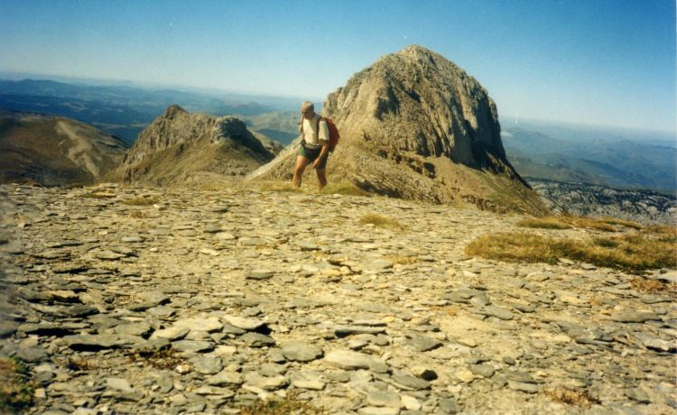 Pico de los Tres Reyes