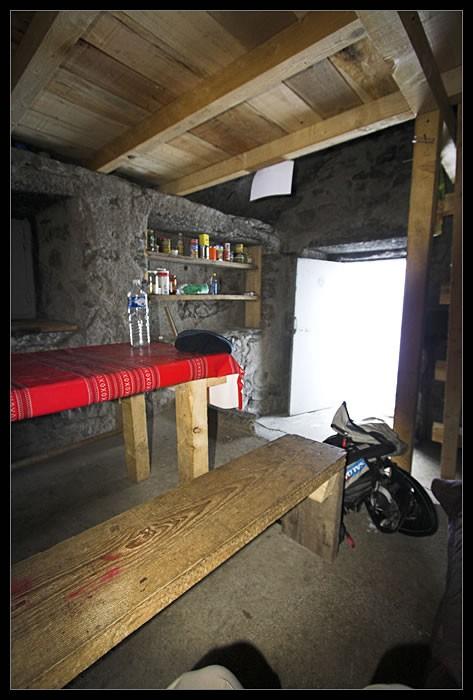 Cabane d'Aspé