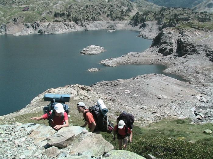 Lac de Respumso et son refuge