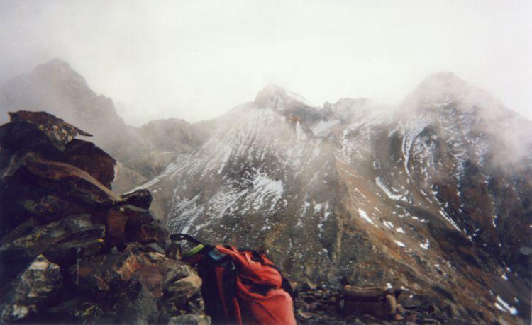 Pic Occidental du Col de Sobe