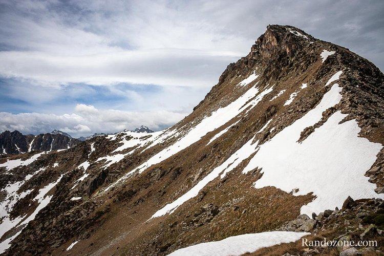 Col de Barèges et Pic d'Aygues Cluses