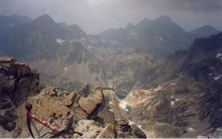 Picos de la Frondella