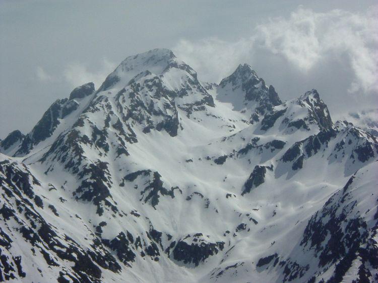 Pic de Chérue