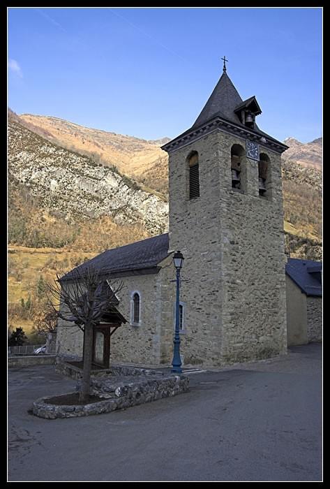Eglise de Viella