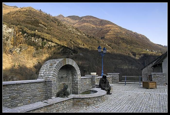 Fontaine de Viella