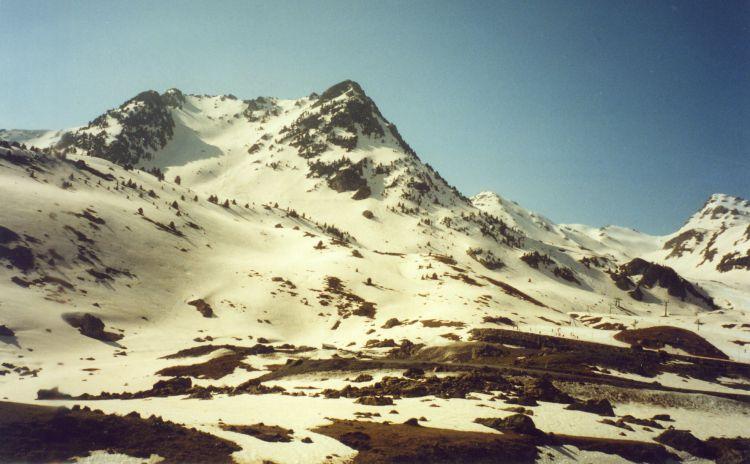Pico Campo de Troya