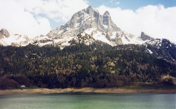 Lac de Bious-Artigues