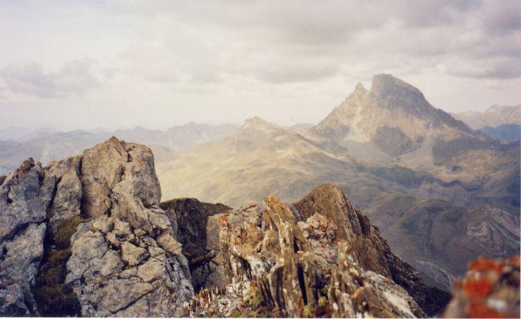 Pic de l'Ouradé