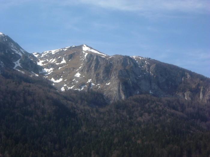 Pic de l'Ourlène