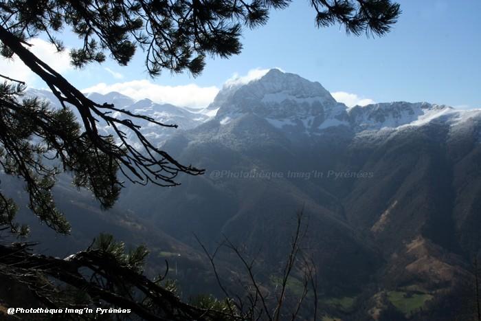 Massif du Bergon et de la Marère