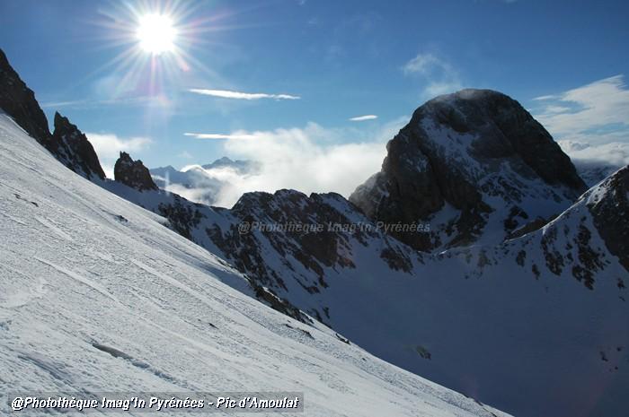 Pic d'Amoulat (2594m)
