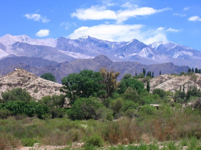 Nevados de Cachi / Libertador