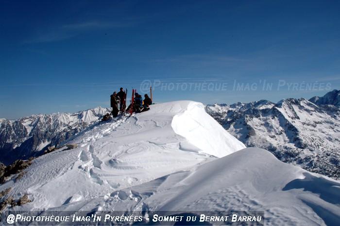 Bernat Barrau (2793m)