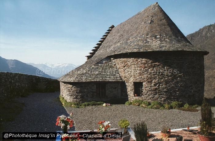 Chapelle d'Ortiac
