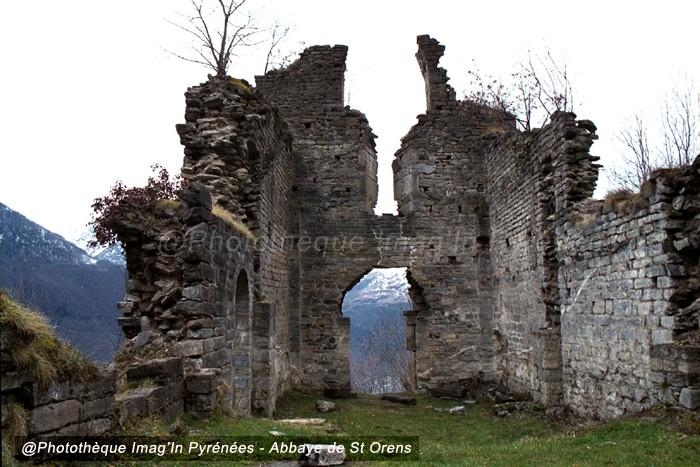 Abbaye de St Orens