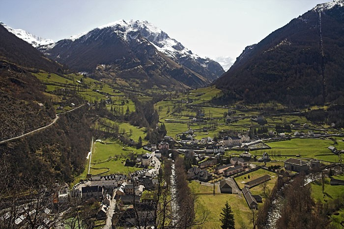 Village de Gèdre