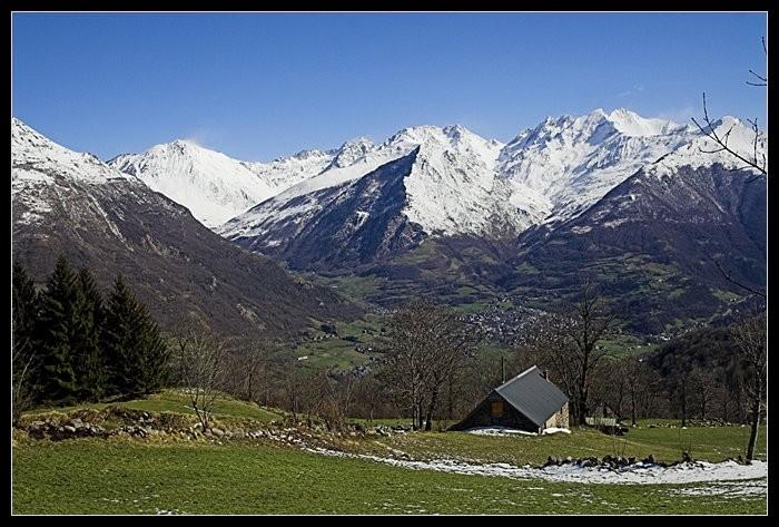 Vallée de Luz Saint Sauveur