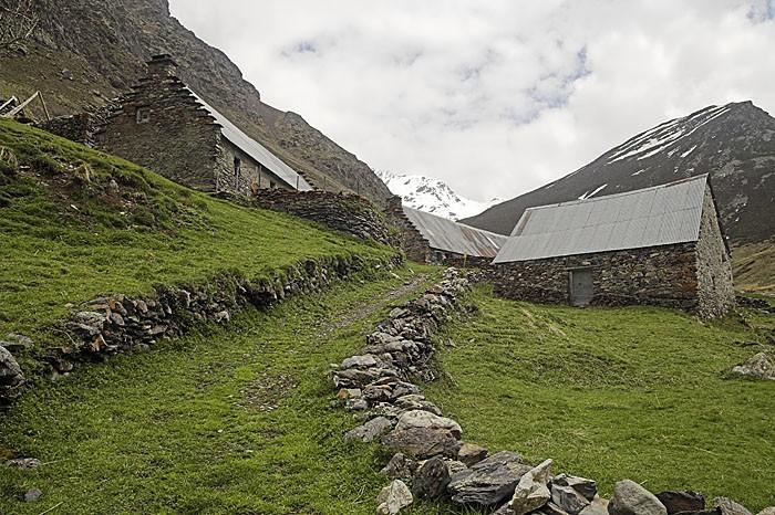 Randonnée pédestre : Randonnée : Granges de Campbieil