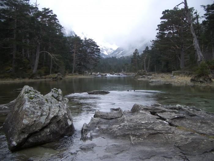 Lac des Huats