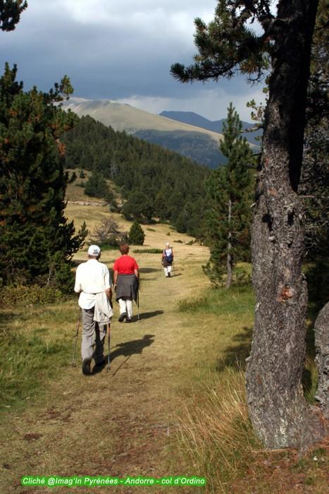Andorre - col d'Ordino