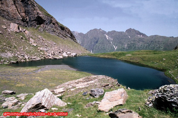 Randonn�e : Lac de Catchet