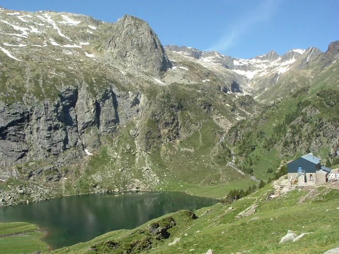 Lac d'Espingo