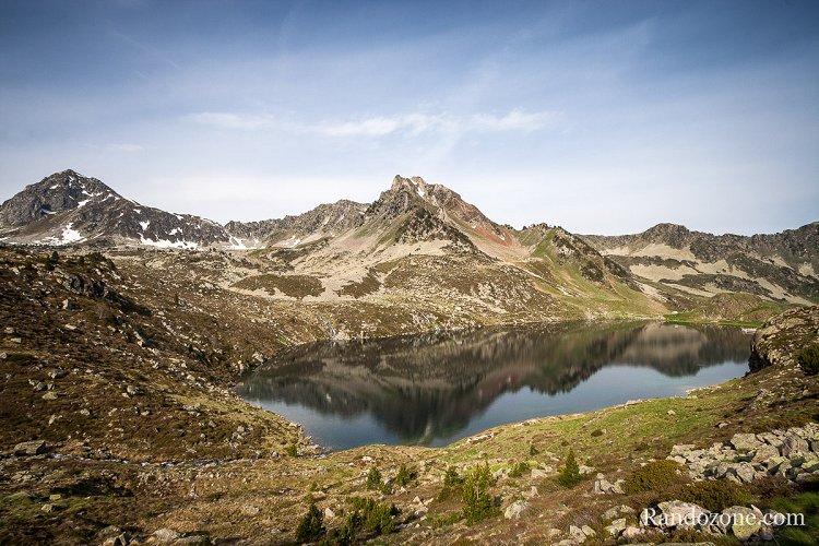 Grande boucle des lacs du Néouvielle depuis barèges