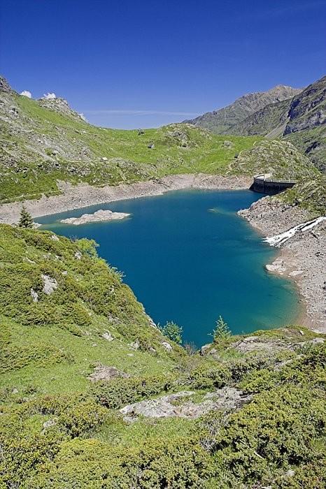 Randonnée pédestre : Tour du lac des Gloriettes