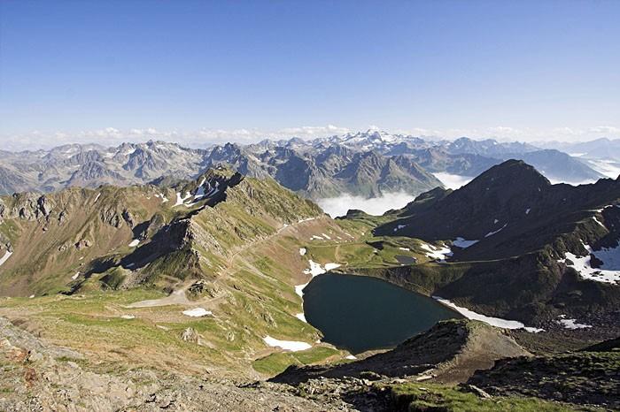 Randonnée pédestre : Randonnée pédestre au Pic du Midi de Bigorre