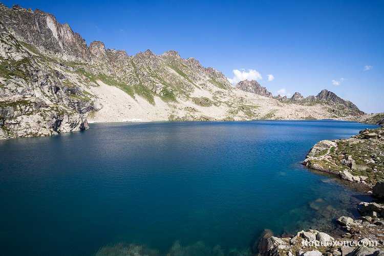 Randonn�e p�destre : Randonn�e aux lacs d'Ardiden
