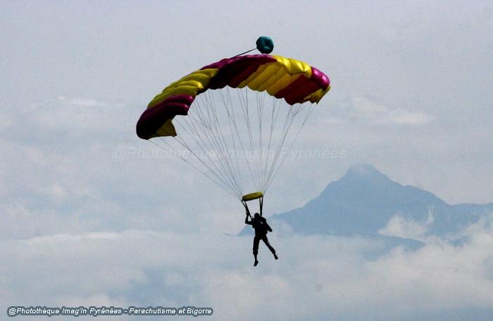 Bigorre et parachutisme