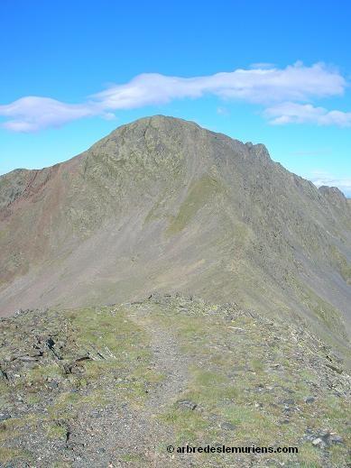 Puig Péric (2810 m)