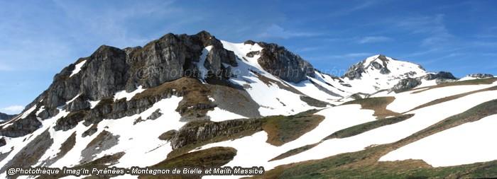 Pic du Montagnon de Bielle