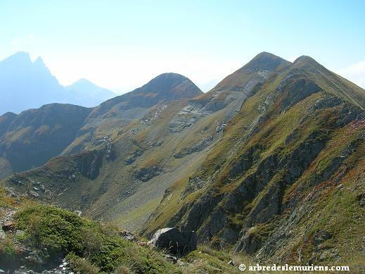 Soum d'Aas - Pic d'Auliou - Pic du Midi d'Ossau