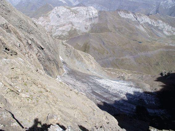 Glacier des Gabietous