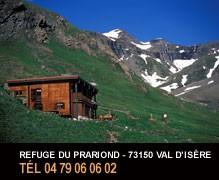 Refuge du Prariond