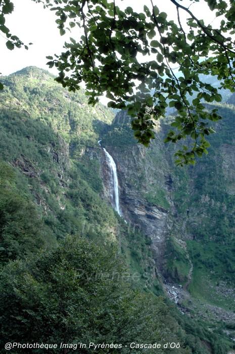 Cascade d'Oô