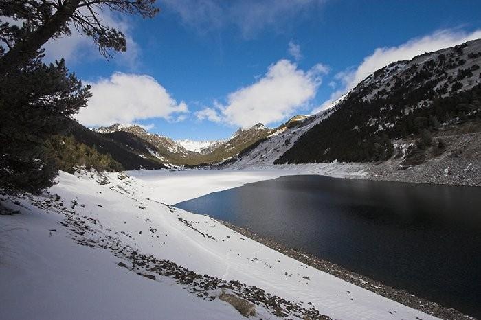 Balade : Tour du lac de l'Oule