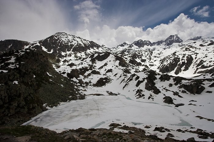 Randonnée pédestre : Randonnée pédestre au refuge de la Glère - Pyrénées