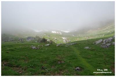 Vallon d'Anaye au printemps