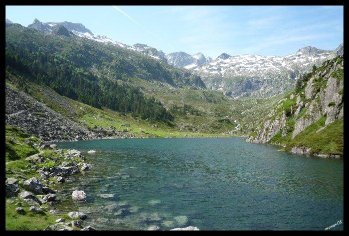 lac du plaa de Prat