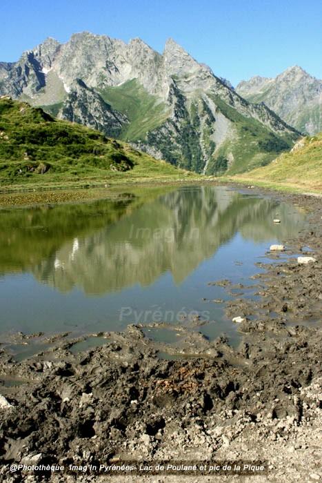 Lac de Pouylané