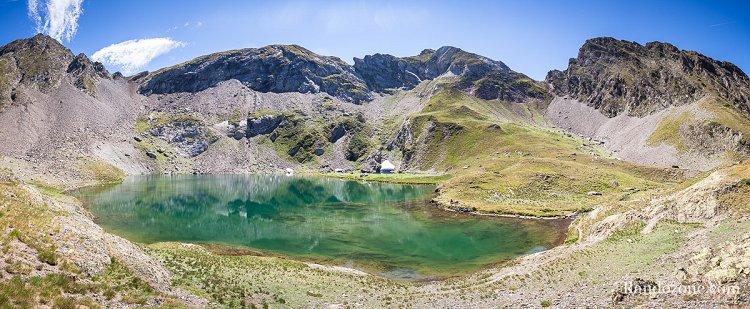 Randonnée pédestre : Randonnée au lac de Maucapéra depuis Aynis