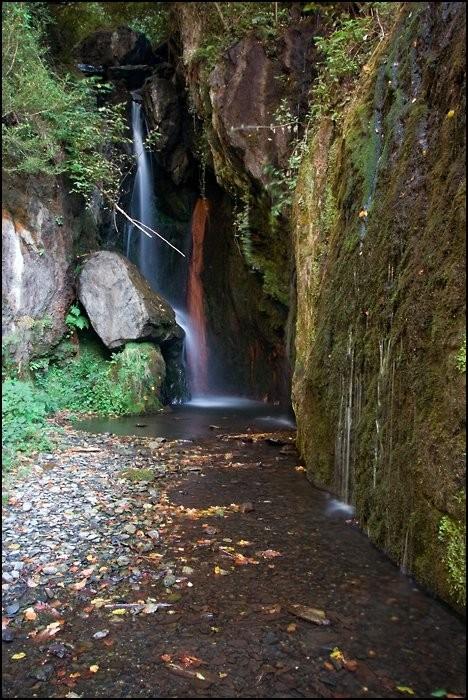 Cascade de Chèze