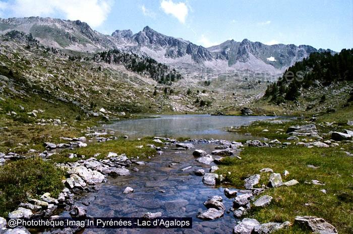 Lac d'Agalops