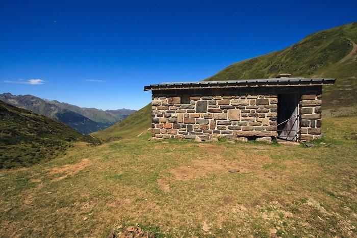 Cabane de Pierrefitte (ou Peyrahitte)