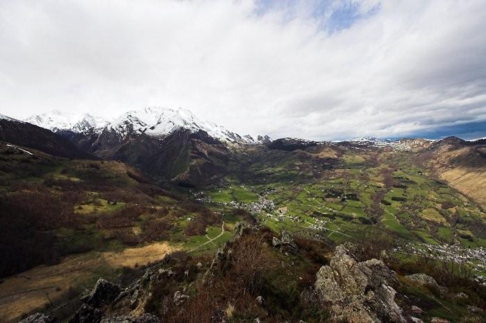 Randonnée pédestre : Pic de Pan depuis Bordères