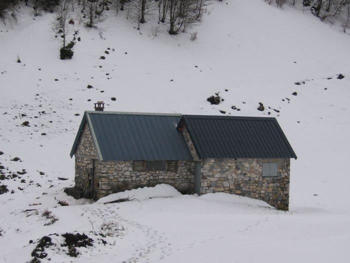 cabane de la Herrere