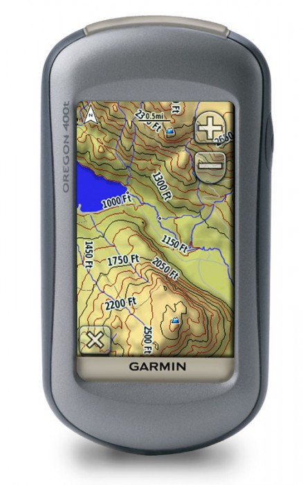 Garmin Oregon 400t