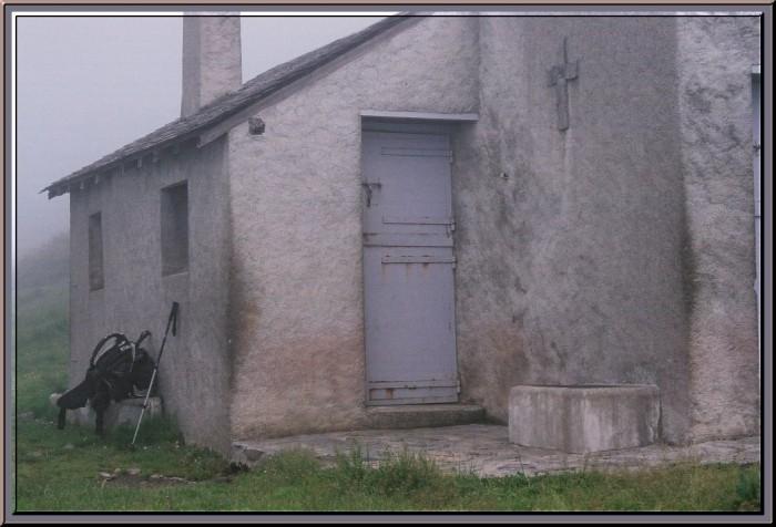 l'abri du col du Prat d'Ourey